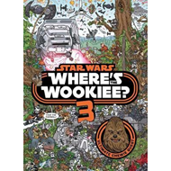Produktbilde for Star Wars: Where's the Wookiee 3? Search and Find Activity B (BOK)