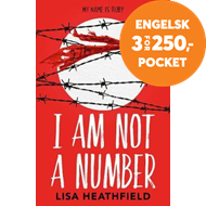 Produktbilde for I Am Not a Number (BOK)