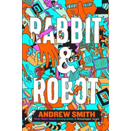 Produktbilde for Rabbit and Robot (BOK)
