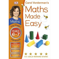 Maths Made Easy Ages 6-7 Key Stage 1 Advanced (BOK)