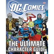 DC Comics Ultimate Character Guide (BOK)