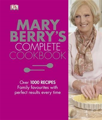 Mary Berry's Complete Cookbook (BOK)