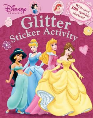 Disney Princess Glitter (BOK)