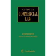 Goode: Commercial Law (BOK)