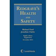 Redgrave's Health and Safety: First Supplement to the Eighth Edition (BOK)