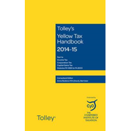 Tolley's Yellow Tax Handbook 2014-15 (BOK)
