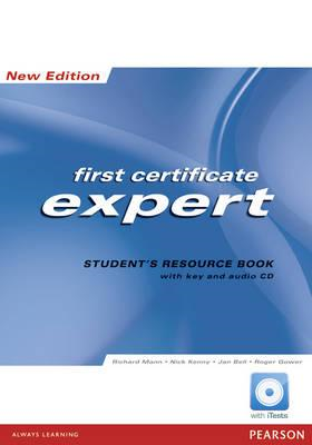FCE Expert New Edition Students Resource Book with Key/CD Pack (BOK)