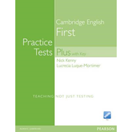 Practice Tests Plus FCE New Edition Students Book with Key/C (BOK)