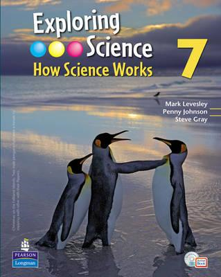 Exploring Science : How Science Works Year 7 Student Book wi (BOK)