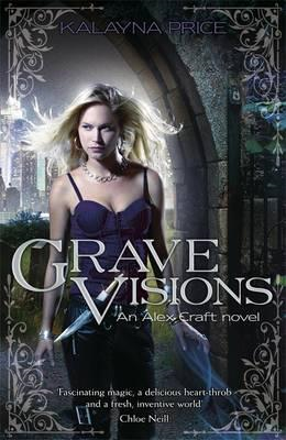Grave Visions (BOK)