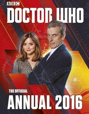 Doctor Who: Official Annual 2016 (BOK)