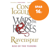 Produktbilde for Ravenspur - Rise of the Tudors (BOK)