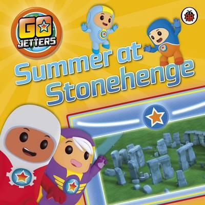 Go Jetters: Summer at Stonehenge (BOK)