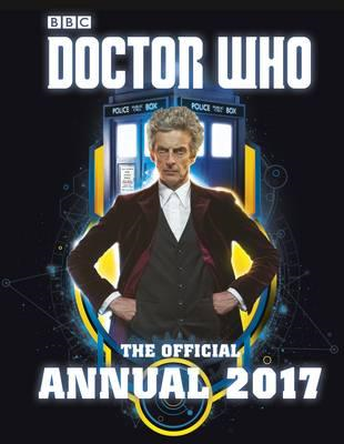 Doctor Who: The Official Annual 2017 (BOK)