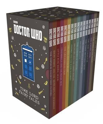 Doctor Who: Time Lord Fairy Tales Slipcase Edition (BOK)