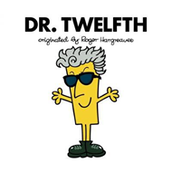 Doctor Who: Dr. Twelfth (Roger Hargreaves) (BOK)