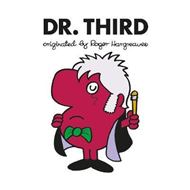 Doctor Who: Dr. Third (Roger Hargreaves) (BOK)