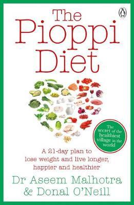 The Pioppi diet - a 21-day lifestyle plan (BOK)