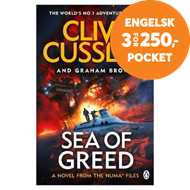 Produktbilde for Sea of Greed (BOK)