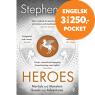 Produktbilde for Heroes (BOK)