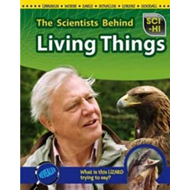Scientists Behind Living Things (BOK)
