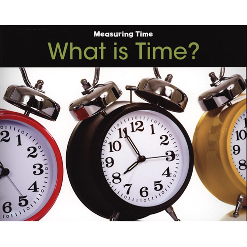What is Time? (BOK)