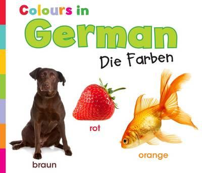 Colours in German (BOK)
