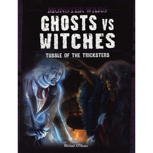 Ghosts Vs Witches: Tussle of the Tricksters (BOK)