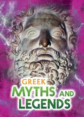 Greek Myths and Legends (BOK)