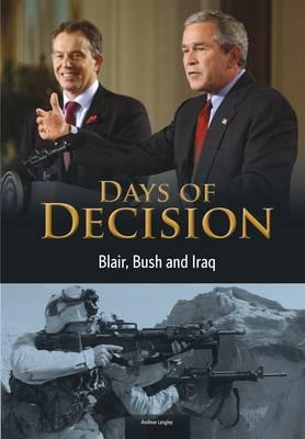 Blair, Bush, and Iraq (BOK)