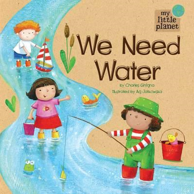 We Need Water (BOK)