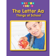 Letter Aa: Things at School (BOK)