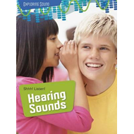Produktbilde for Shhh! Listen!: Hearing Sounds (BOK)
