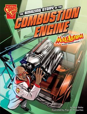 Amazing Story of the Combustion Engine (BOK)