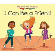 I Can Be a Friend (BOK)