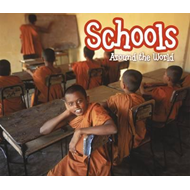 Produktbilde for Schools Around the World (BOK)