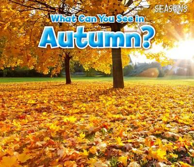 What Can You See In Autumn? (BOK)