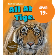 Produktbilde for All About Tigers (BOK)