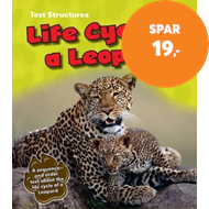 Produktbilde for Life Cycle of a Leopard (BOK)