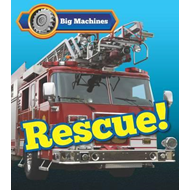 Big Machines Rescue! (BOK)