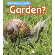 What Can Live in a Garden? (BOK)