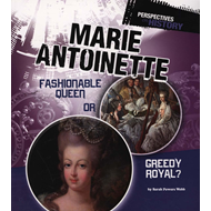 Marie Antoinette Fashionable Queen (BOK)