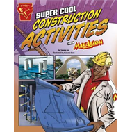 Super Cool Construction Activities with Max Axiom (BOK)