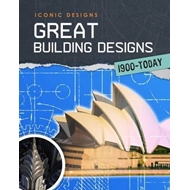 Produktbilde for Great Building Designs 1900 - Today (BOK)