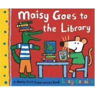 Maisy Goes to the Library (BOK)