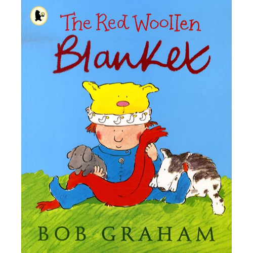 Red Woollen Blanket (BOK)