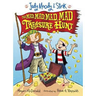Judy Moody and Stink: The Mad, Mad, Mad, Mad Treasure Hunt (BOK)