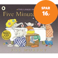 Produktbilde for Five Minutes' Peace (BOK)