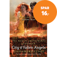 Produktbilde for Mortal Instruments 4: City of Fallen Angels (BOK)