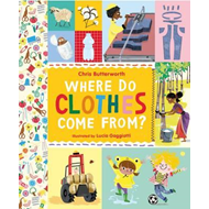Where Do Clothes Come from? (BOK)